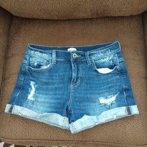 Boutique Jean shorts